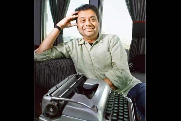 Neel Mukherjee. Photo: Sanjeev Verma/Hindustan Times.