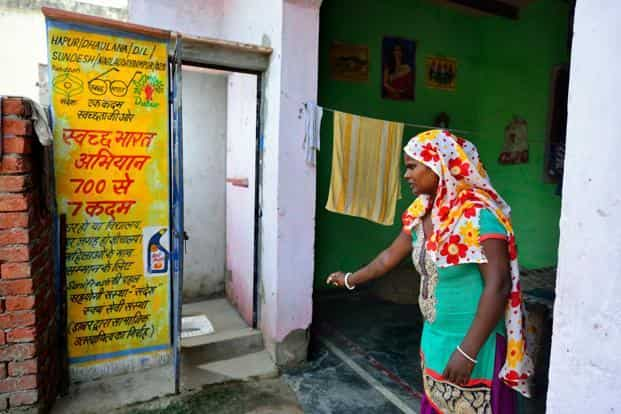 The government's monitoring system does not track open defecation; it tracks funds spent on latrine construction. Photo: Pradeep Gaur/Mint