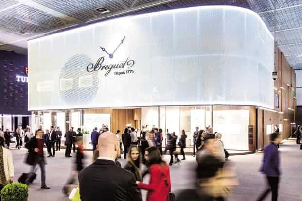 This year's Mint BaselWorld special is being prepared at time that are doubly testing.