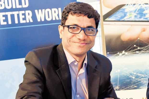 Innoviti Payment Solutions chief executive officer Rajeev Agrawal.