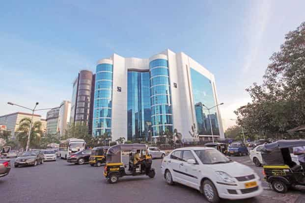 Sebi headquarters in Mumbai. Under the SARFAESI Act and RBI guidelines, security receipts can be subscribed by 'qualified buyers' and transferred to other institutions. Photo: Aniruddha Chowdhury/Mint