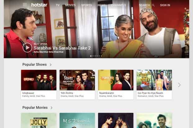 Hotstar to stream shows from CBS's Showtime