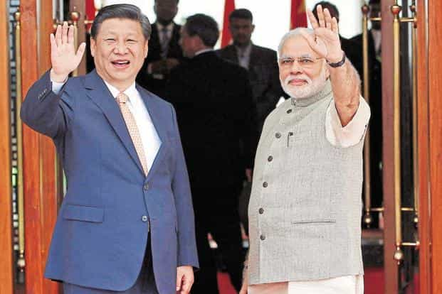 The selective approach to terrorism, or opposing New Delhi's entry to the NSG, indicate where Beijing wants to see India in a China-led order. Photo: Reuters