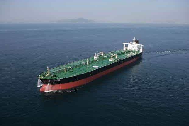 Capacity trends in the tanker business from which Shipping Corp. derives a large part of its revenues are on the mend.