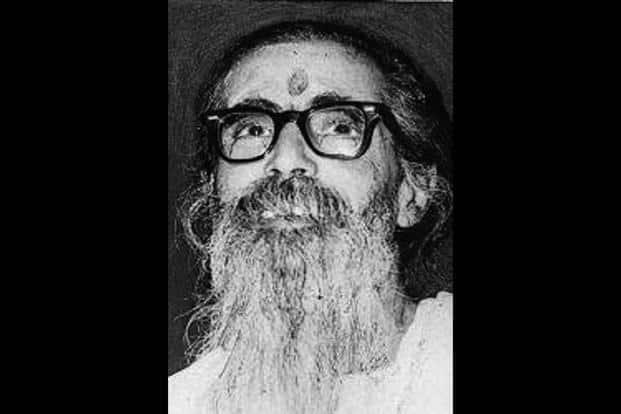Rashtriya Swayamsevak Sangh (RSS) ideologue M.S. Golwalkar.