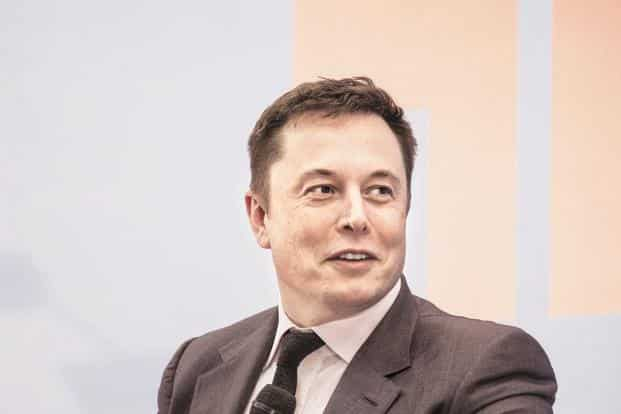 Tesla founder Elon Musk announced plans to build the world's biggest battery to support Australia's blackout-plagued power grid. Photo: Bloomberg