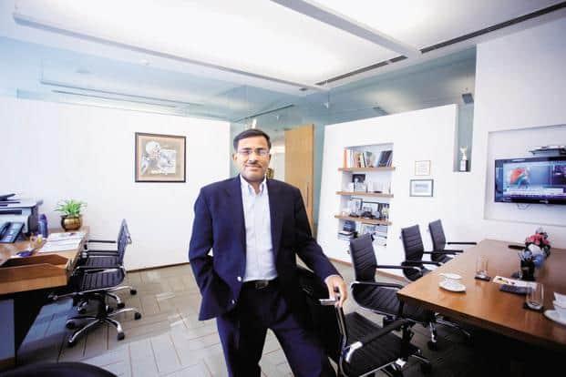 NSE CEO Vikram Limaye. Photo: Devendra Parab/Mint
