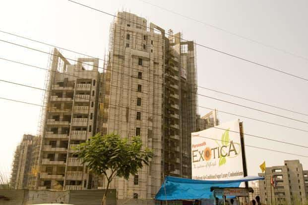 A file photo. Delhi state consumer commission rejected the builder's claim that global recession had slowed the construction of its various projects. Photo: Mint