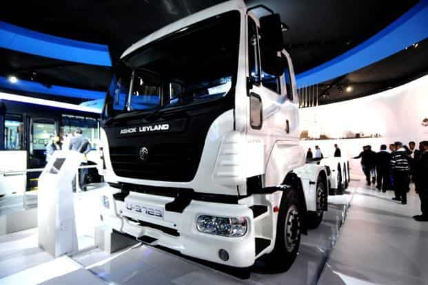 Ashok Leyland is pursuing a three-pronged strategy for electric mobility and its partnership with Sun Mobility is the third pillar of the strategy, said Vinod Dasari, MD and CEO at Ashok Leyland.