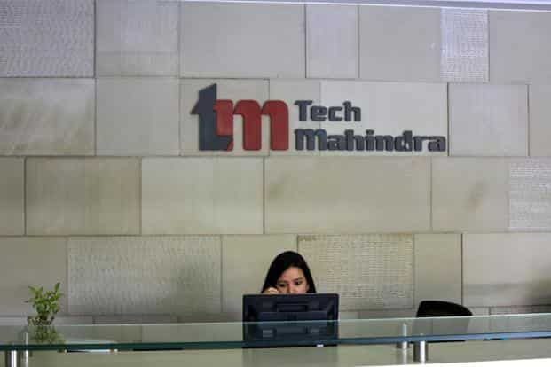About half of Tech Mahindra's workers in the US are on H1B visas. Photo: Reuters