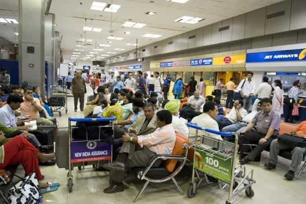 The April-June period (summer vacations) and October-December period (festive season) are considered peak season for airlines, thus the rise in air passenger traffic. Photo: Mint