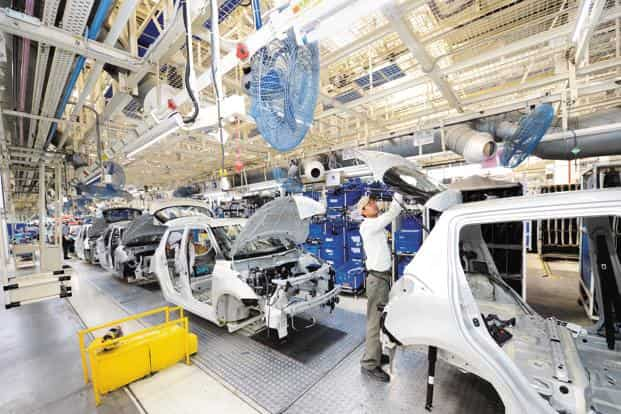 According to the DIPP report, all licence-exempt manufacturing enterprises which invest more than Rs10 crore in plant and machinery are required to file an Industrial Entrepreneur Memorandum (IEM) with the government. Photo: Mint