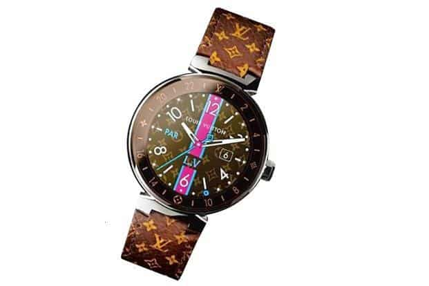 Tambour Horizon by Louis Vuitton.