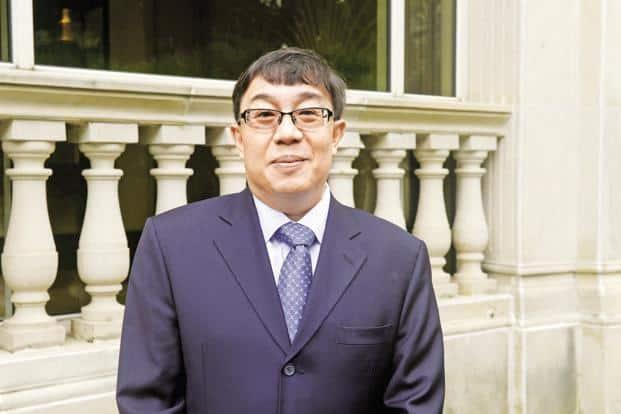 David Lee Kuo Chuen, economics professor of financial technology (fintech), Singapore University of Social Sciences. Photo: Abhijit Bhatlekar/Mint