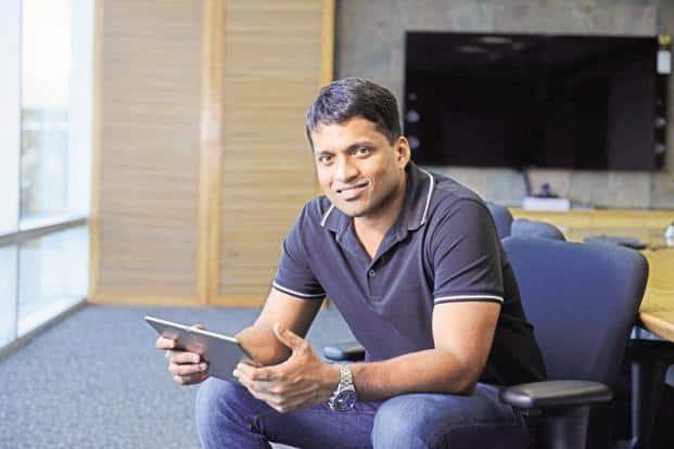 Byju Raveendran, Byju's founder and CEO. Photo: Hemant Mishra/Mint