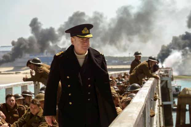 A still from 'Dunkirk'. Historically, more than 300,000 British Empire troops were evacuated from Dunkirk, and the number of troops of the Royal Indian Army Service Corps in Dunkirk amounted to a few hundred. Photo: AP
