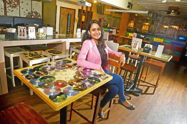 66e38cad49f76 ... Amishi Shah started upcycling as a hobby in 2013. Photo  Abhijit  Bhatlekar Mint