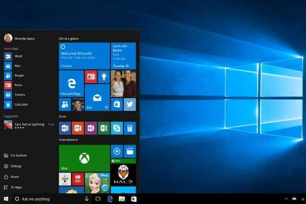 The features added through the Insider Preview will enhance the capabilities of the Edge browser, Microsoft's virtual assistant Cortana, and will also improve cross-device browsing between a smartphone and a Windows PC.