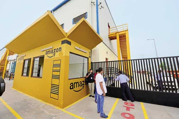For Amazon, India represents a crucial battlefront where it is locked in a battle with arch rival Flipkart to dominate what is seen as the world's last major unconquered Internet market. Photo: Mint