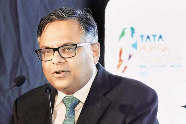 Tata Sons chairman N. Chandrasekaran is weeding out businesses that  are unprofitable or lack scale. Photo: PTI