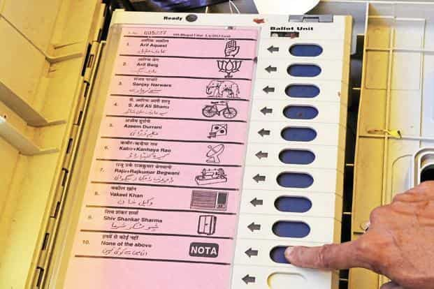While NRIs and overseas Indians are free to cast their votes in constituencies where they are registered, according to the proposal, they would also be allowed to use the option of proxy. Photo: HT