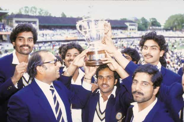 Until the 1983 World Cup, India had won only 12 out of its 40 matches. Photo: Adrian Murrell/Getty Images
