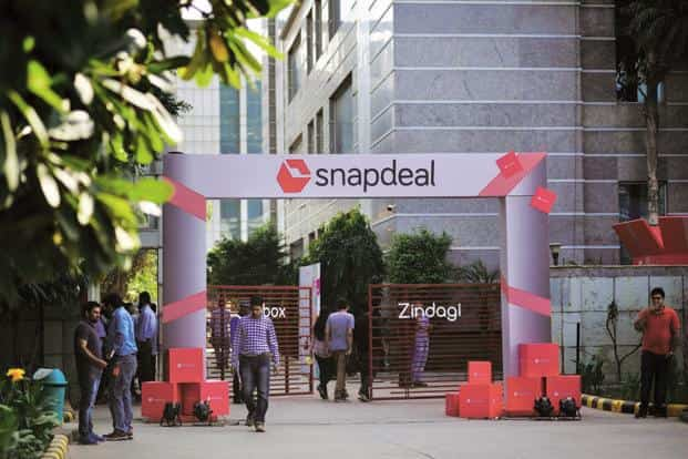 Snapdeal sale to Flipkart would have given investor SoftBank a significant stake in India's largest e-commerce firm. Photo: Pradeep Gaur/Mint