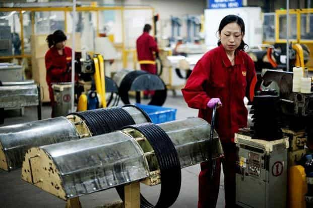 Imports of Chinese tyres increased to 52,092 tonnes in July 2014—June 2015 from 4,146 tonnes in 2012-13. Photo: Bloomberg
