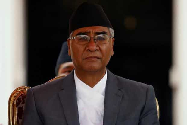 Nepal PM Sher Bahadur Deuba to visit India from 23 August