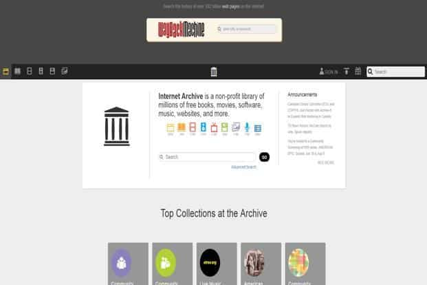 This isn't the first time users in India have been restricted from accessing the Internet Archive. In late 2014, the government blocked access to it.
