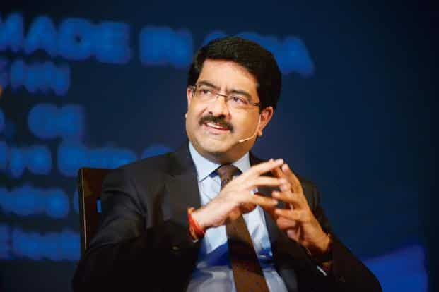 Aditya Birla Group chairman Kumar Mangalam Birla. Applause Entertainment has been dormant for almost a decade after producing highly acclaimed Bollywood movies such as 'Black' and Dev'. Photo: Abhijit Bhatlekar/Mint
