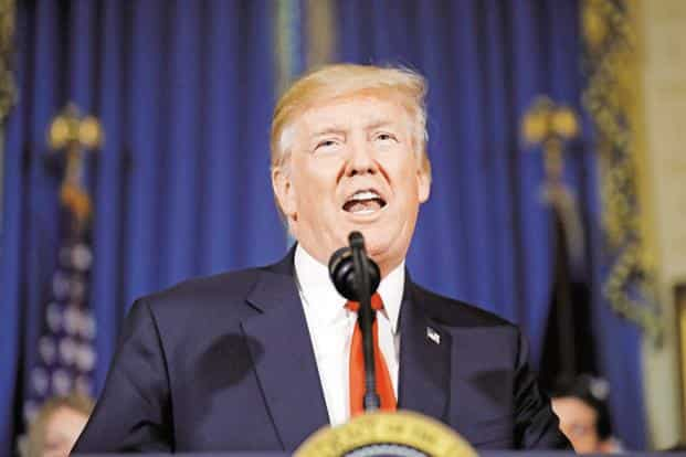 US President Trump and PM Modi resolved to establish a new dialogue framework during their telephone talk this week. Photo: AP