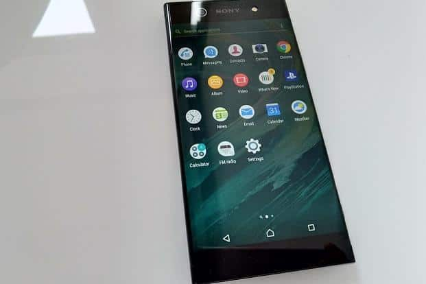 review sony xperia xa1 ultra is massive which is its highlight