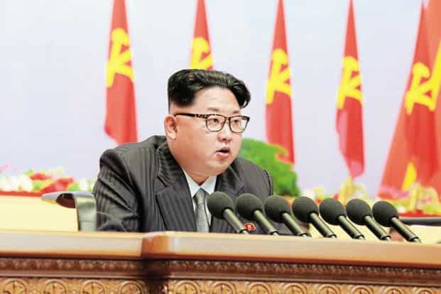 New sanctions by China, Japan, the United States and the United Nations are aimed at pressuring Pyongyang to end its nuclear weapons programme. Photo: Reuters/KCNA