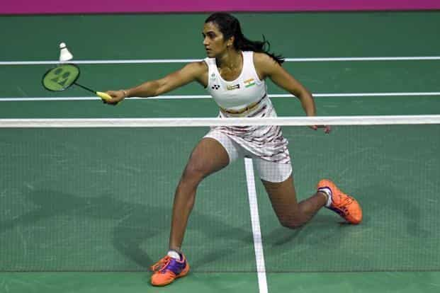 PV. Sindhu has a chance to become the first Indian to become a badminton world champion on Sunday. Photo: AP