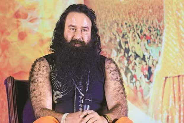 Inspector General of Police (IGP) K K Rao said that as soon as Dera chief Ram Rahim was convicted, he demanded a 'red bag' that he had brought along from Sirsa. Photo: AFP
