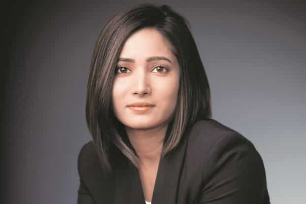 Nadia Chauhan, joint managing director of Parle Agro.