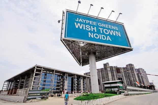 Homebuyers in Jaypee Infratech projects were required to fill up forms to register their claims in the corporate insolvency resolution process by 31 August. Photo: Ramesh Pathania/Mint