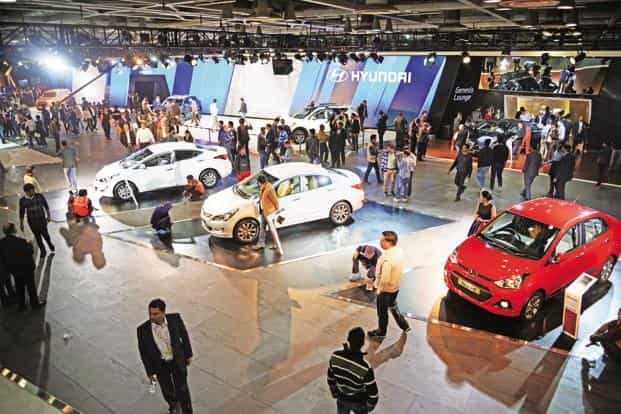 5 car firms and 1 bike maker may skip Auto Expo 2018
