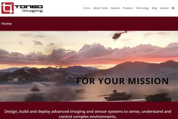 Tonbo Imaging supplies advanced night-vision imaging systems to global military forces and defence agencies.