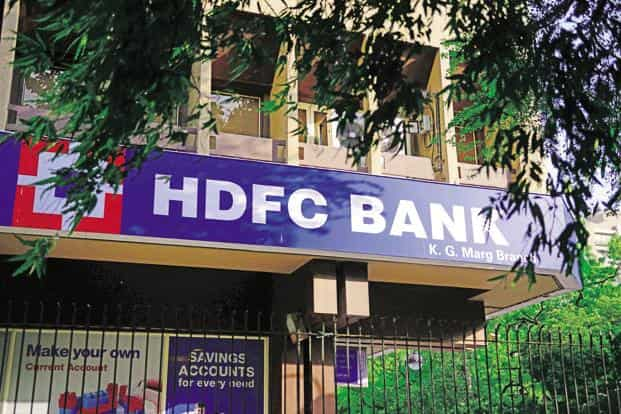 Earlier in the day, HDFC Bank shares had climbed 0.94% to an all-time high of Rs1,840 apiece. Year to date, it added 52%. Photo: Pradeep Gaur/ Mint