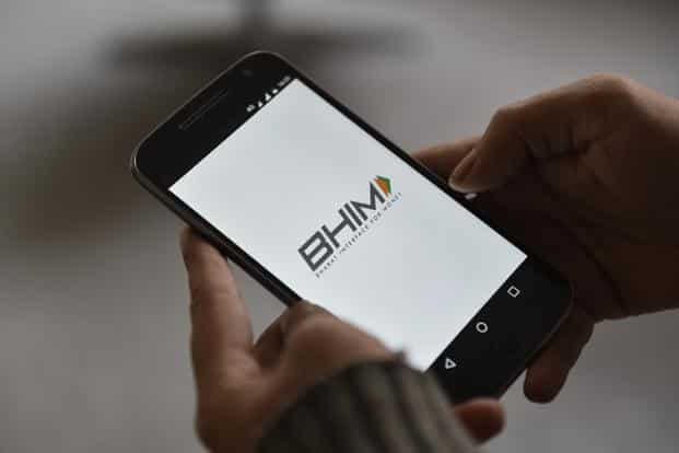 The NPCI-owned BHIM app is availing of Rs4.5 billion allocated this fiscal by the government for its aggressive promotion through cash-back and referral bonus incentives. Photo: HT