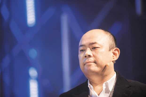 Taizo Son, the younger brother of SoftBank founder Masayoshi Son, said he wants to fix key food and farming industry problems through the new start-up incubator programme with GSF India. Photo: AP