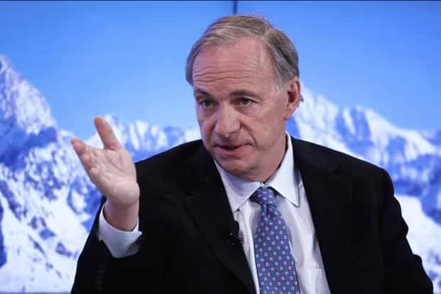 Ray Dalio tries too hard to be a philosopher, and ends up sounding like a shaman. Photo: Bloomberg