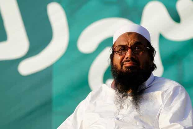 Hafiz Saeed. Last month, Jamaat-ud-Dawah announced that it was launching the Milli Muslim League. Photo: Reuters