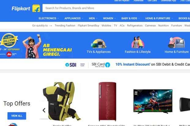 Flipkart is back with another edition of the Big Billion Days sale starting 20 September.