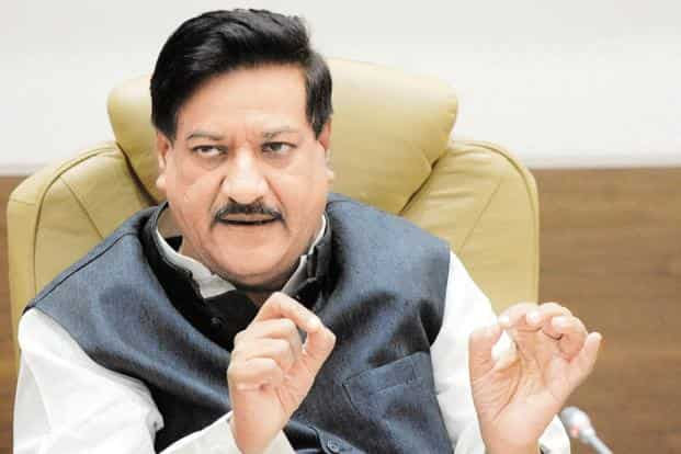 """""""I demand the Rs34,000 crore figure be maintained and 58 lakh farmers be given benefit... ,"""" Prithviraj Chavan said. Photo: Mint"""