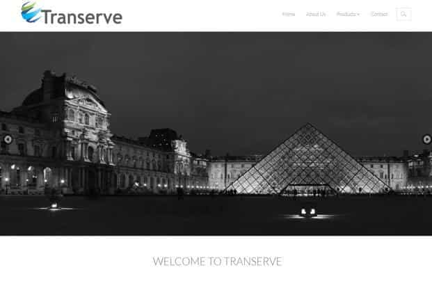 Transerve Technologies provides a cloud-based software to help municipal authorities map geographic locations and structures in city limits.