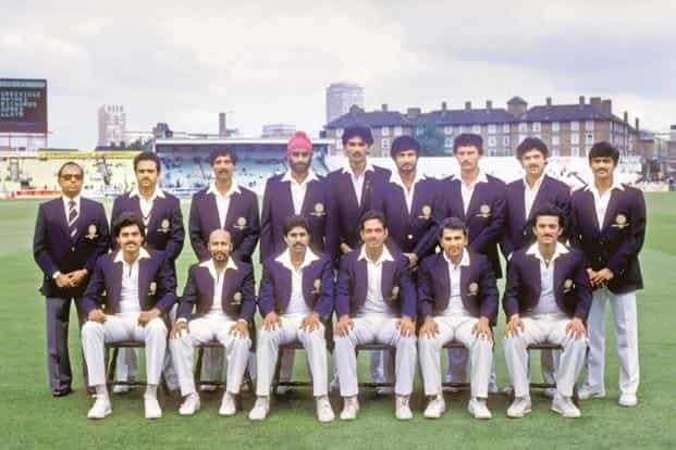 Image result for 83 world cup team