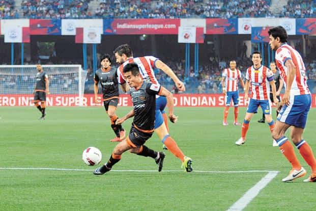 The launch of the Indian Super League in 2014 was a game-changer for football agents and players alike. Photo: Mint